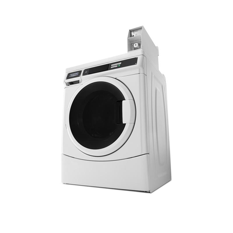 Maytag Mesin Cuci Front Load MHN33PD (Vending) - Putih